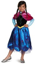 Disguise Frozen Anna Deluxe Sparkle Dress-Up Outfit - Girls