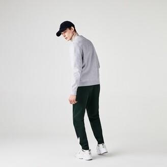 Lacoste Men's SPORT Cotton Blend Fleece Sweatshirt