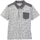 Sovereign Code Tommy Graphic Polo Tee (Toddler & Little Boys)