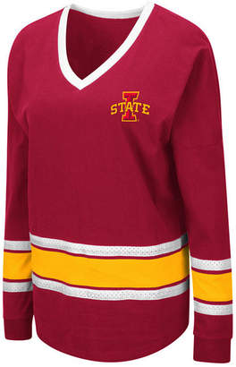 Colosseum Women Iowa State Cyclones All Righty Long Sleeve T-Shirt