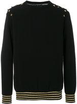 Class Roberto Cavalli star studded sweatshirt
