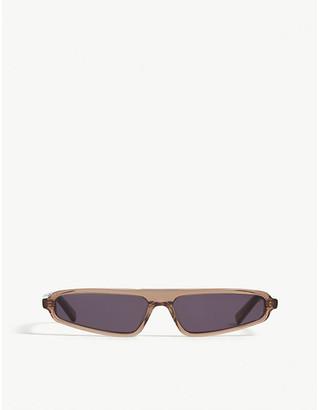 Selfridges Phenomenon rectangle-frame sunglasses