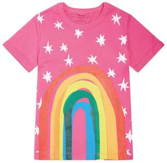 Stella McCartney Rainbow and Stars T-Shirt