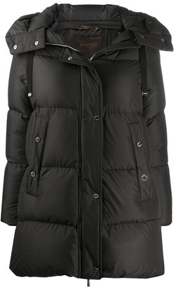 Moorer Nairobi quilted coat