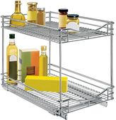 """Lynk Professional® 21"""" Roll-Out 2-Tier Organizer"""