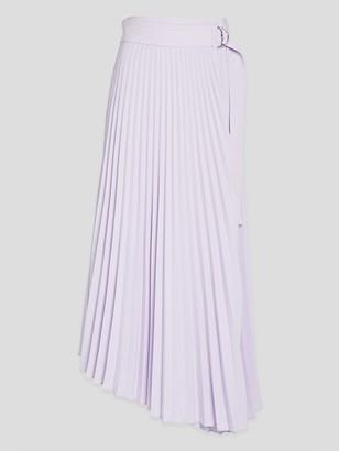 A.L.C. Arielle Pleated Maxi Skirt