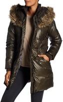 Rudsak Faux Fur Hooded Valente Coat