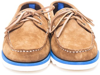 Woolrich Leather Loafers