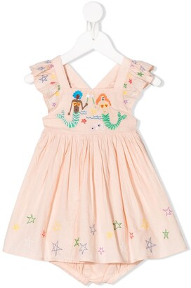 Stella McCartney Mermaid Detail Dress