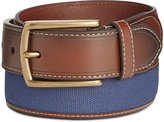 Club Room Men's Canvas Insert Belt