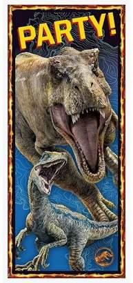 BuySeasons Jurassic World: Fallen Kingdom 1ct Door Poster