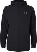 Under Armour - Storm Vortex Hooded Stretch-shell Jacket