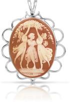 Tagliamonte Mia & Beverly Cornelian Pin/Pendant