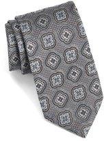 John W. Nordstrom 'Owen Medallion' Woven Silk Tie (X-Long)