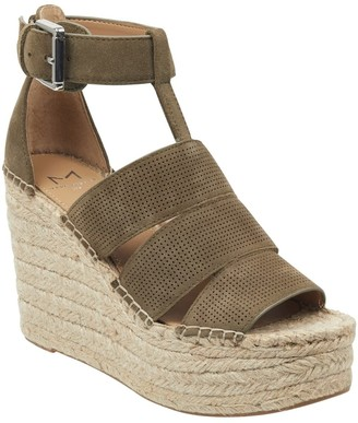 Marc Fisher Adore Espadrille Platform Wedge Sandal