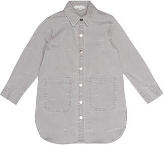 Stella McCartney Kids Denim shirt dress
