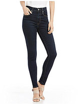Levi's Mile High Woven Stretch Super Skinny Jeans