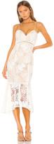 NBD X by Tove Midi Dress