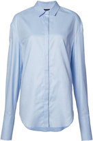 Josh Goot longsleeved shirt - women - Cotton - XXS