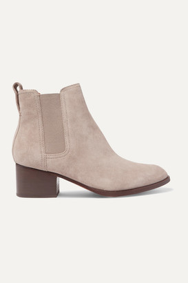 Rag & Bone Walker Suede Chelsea Boots - Taupe