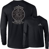 Smith & Wesson Trade Mark Back Print Long Sleeve T-shirt