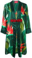 F.R.S For Restless Sleepers - Prometeo coat - women - Silk - S