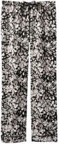 Joe Fresh Women's Print Sateen Sleep Pant, Print 2 (Size XL)