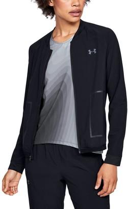 Under Armour Women's UA Track Jacket