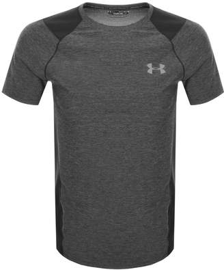 Under Armour MK1 Short Sleeve T Shirt Grey