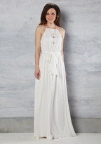 Beyond Blissful Maxi Dress in White in S