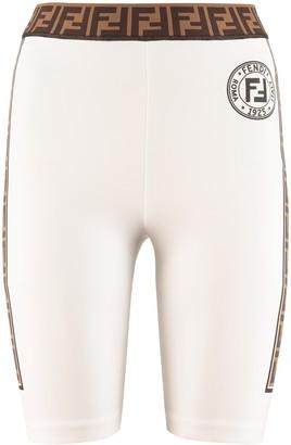 Fendi Techno Fabric Shorts