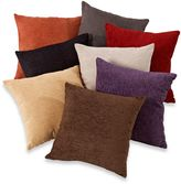 Bed Bath & Beyond Crown Chenille Throw Pillow (Set of 2)
