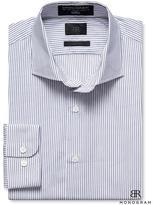 Banana Republic BR Monogram Grant-Fit Dobby Stripe Shirt