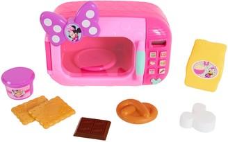 Disney Disney's Minnie Mouse Happy Helpers Marvelous Microwave Set