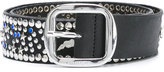 Diesel Fuel belt - men - Calf Leather - 90