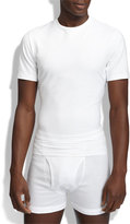 Spanx Crewneck Cotton Compression T-Shirt