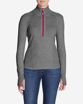 Eddie Bauer Women's Engage 1/4-Zip Sweater
