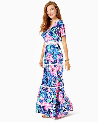 Lilly Pulitzer Maribella Maxi Dress