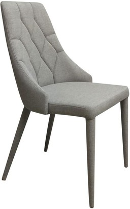 Future Classics Furniture Bobby Dining Chair Silver Grey