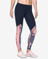 Under Armour Printed Compression Leggings