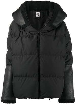 Bacon Cloudy Mont puffer coat