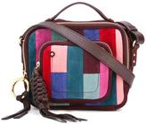 See by Chloe patchwork Patti camera crossbody bag - women - Calf Leather - One Size