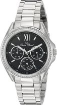 Lucien Piccard Women's LP-10052-11 Eclipse Silver/ Stainless Steel Watch