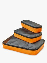 Thumbnail for your product : Go Travel Packing Cubes, Pack of 3