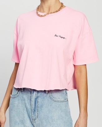 Topshop Bon Voyage T-Shirt