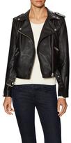Allison Leather Motorcycle Jacket