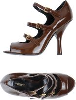 Dolce & Gabbana High-heeled sandals