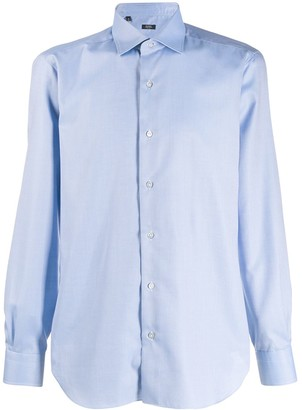 Barba long-sleeved shirt