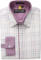 Stacy Adams Men's Slim Fit Manila Dress Shirt