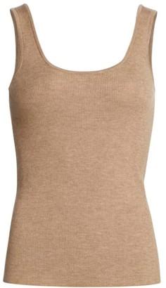 Co Knit Cashmere Tank Top